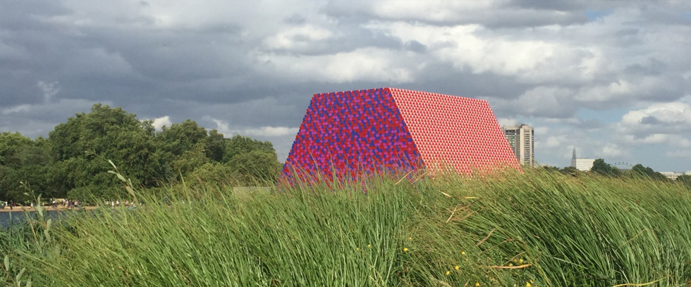 London Mastaba and Grass