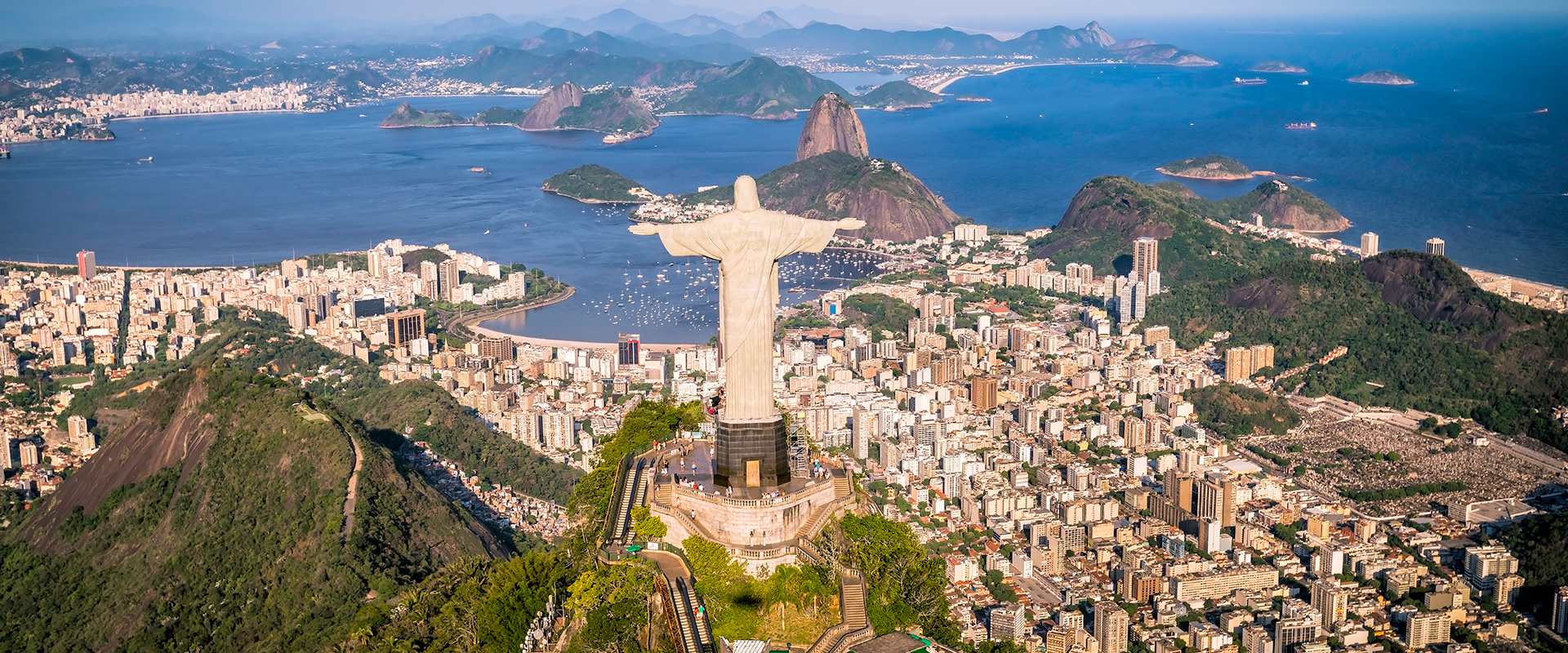 Christ the Redeemer Climate Change