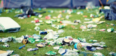 Festivals ban on plastic