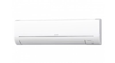 MSZ M-Series A/C unit in white