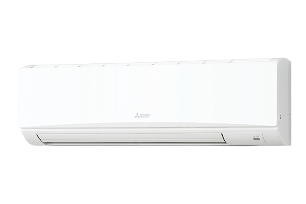Indoor air conditioner in white