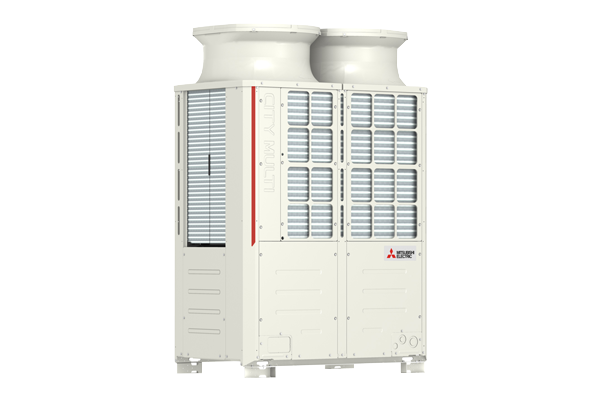 Outdoor seasonal heat recovery units