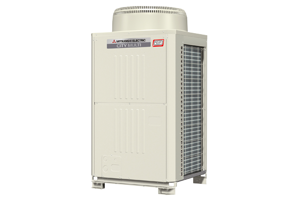 City Multi heat pump, Y Series
