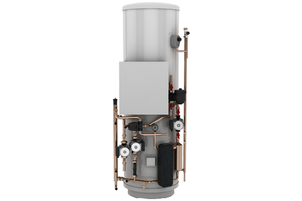 Residential heating cylinder