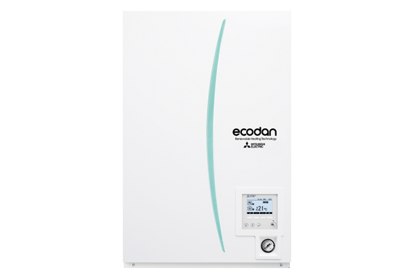 Front view of the Ecodan Hydrobox C Generation