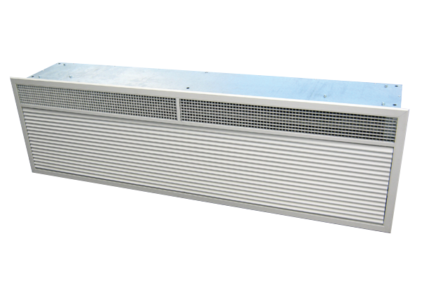 Fresh air ventilation system VRF-HP-DXE