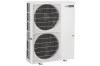 Two tier air source heat pump