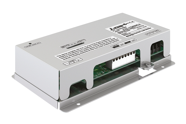 PAC-YG60MCA control measures power consumption
