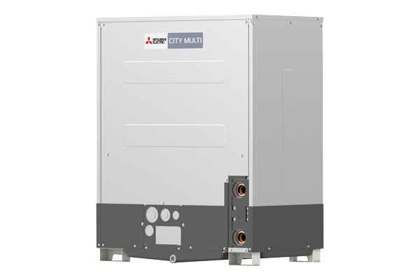 WY Series heat pump with water cooling capabilities