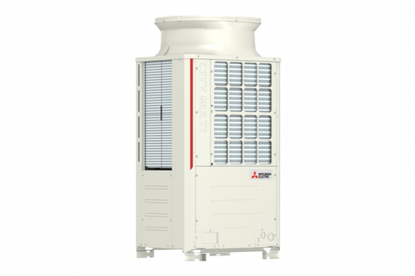 Heat recovery unit in white, PUHY model