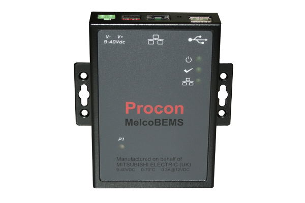 Centralised controller with BACnet and Modbus interface