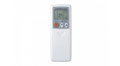 Display remote control for temperature