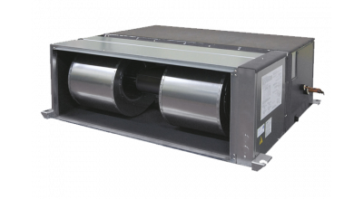Grey large capacity unit, PEA-RP-R410A