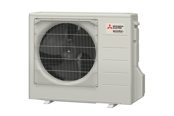 Ecodan Outdoor Air Source Heat Pump