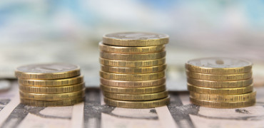 budget constraints and pound coins