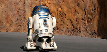 R2D2 Star Wars Hero