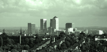 City of London Article Header Green