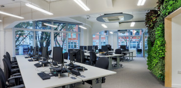 093 Office fit out UKGBC
