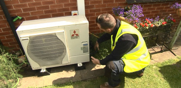 132 PHPI heat pump maintenance